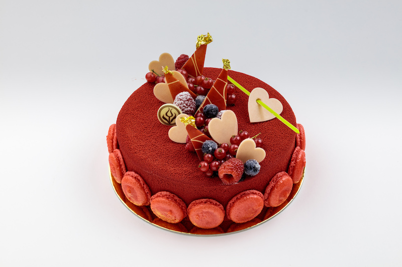 Cassis Cake