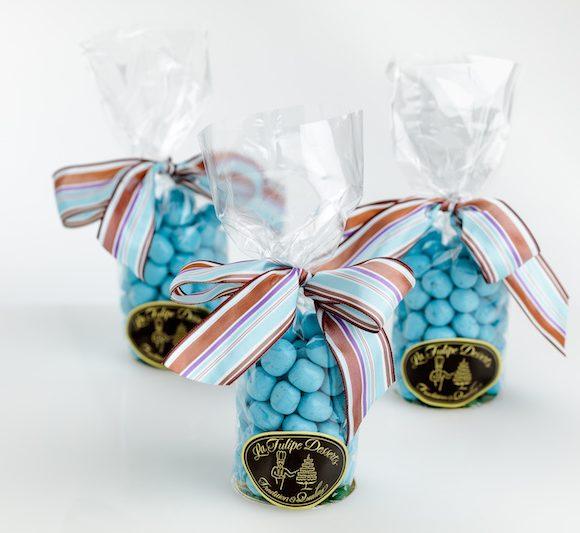 Chocolate Marshmallow Robin Eggs