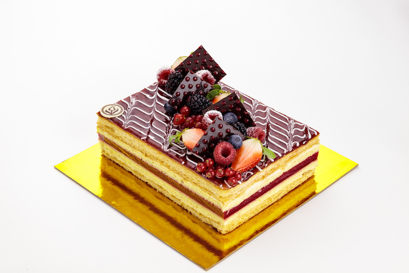 Mille Feuille Framboise