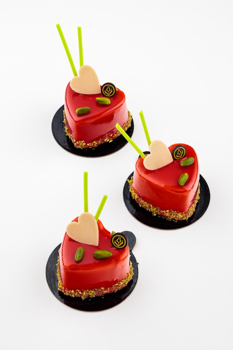 Strawberry Pistacchio