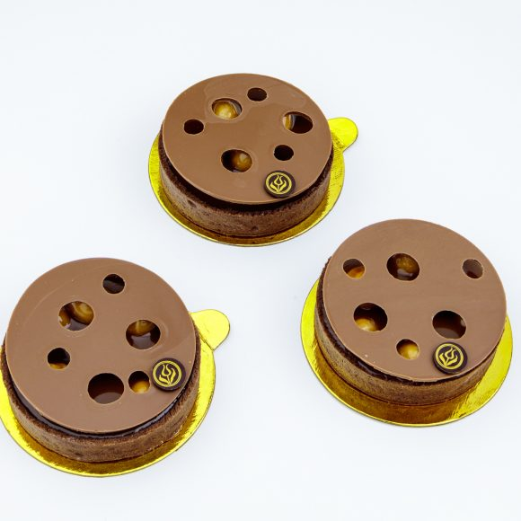 Chocolate Caramel Macadamia Nut