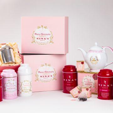 Nina's Tea Products