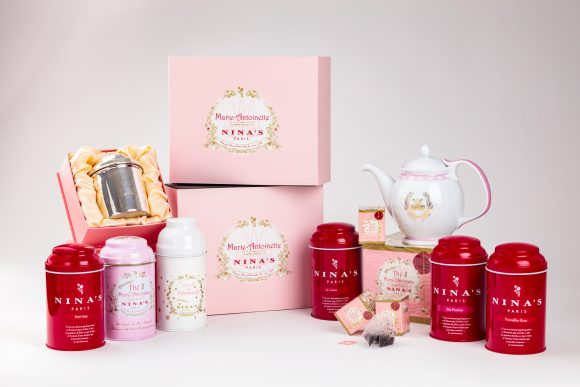 Nina's Tea Products