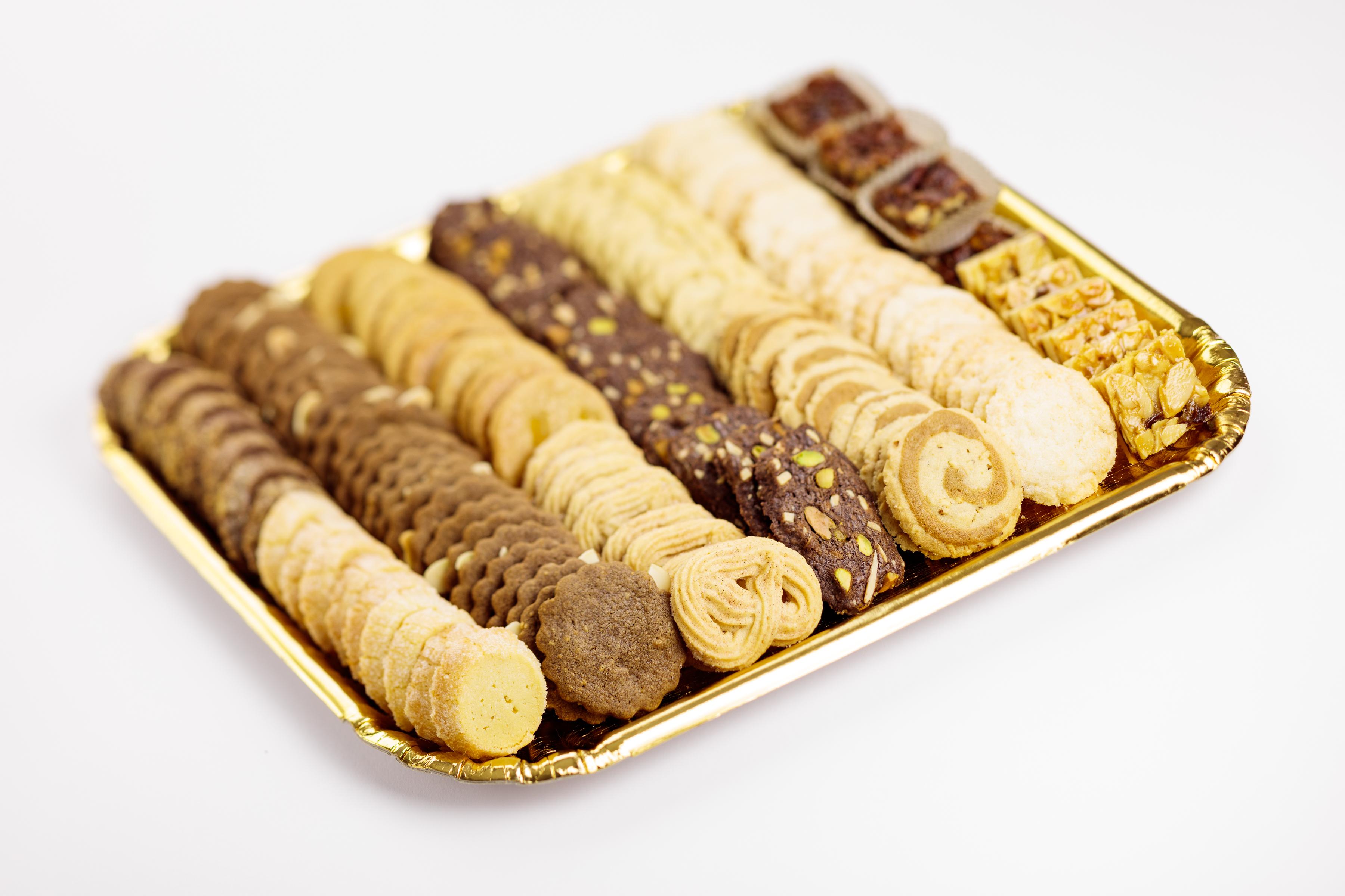 Large Cookie Platter