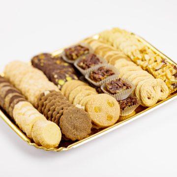 2lb. Cookie Platter