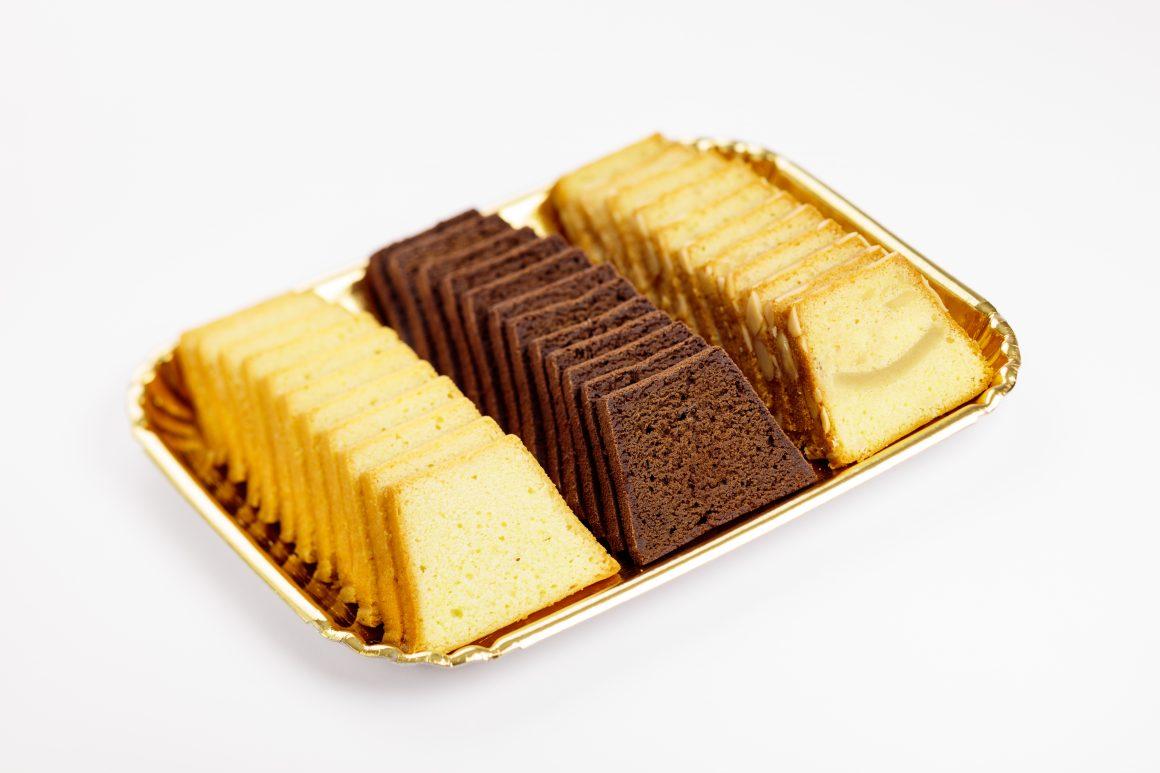 Assorted Tea Cake Tray