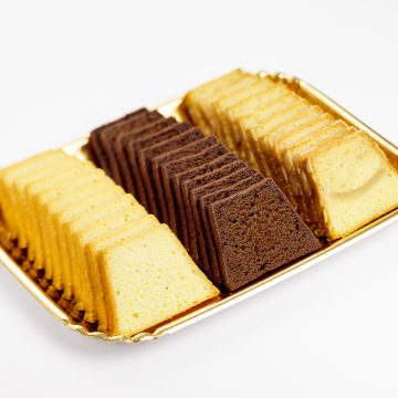 Assorted Tea Cake Tray