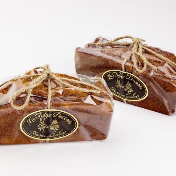 Hazelnut Honey Cake