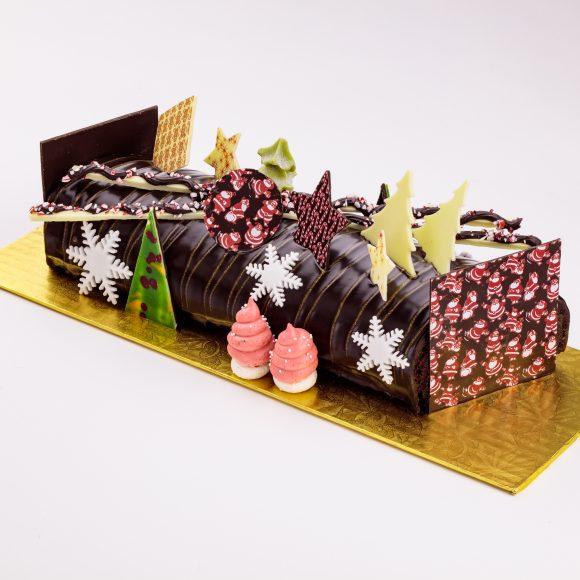 Chocolate Buche de Noel