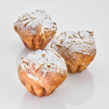 Orange Brioche