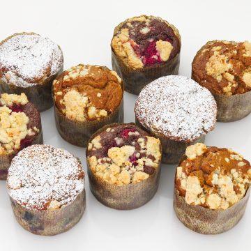 Seasonal Muffins