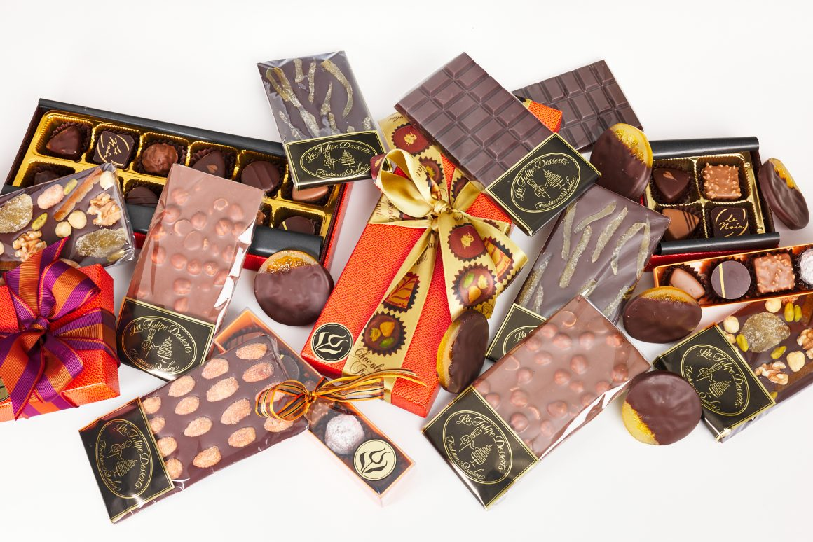 Chocolate Display